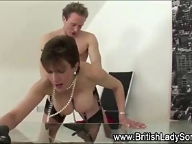 Lady Sonia gets fucked from all angles