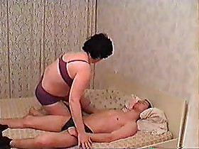 Russian Mature And Boy 092